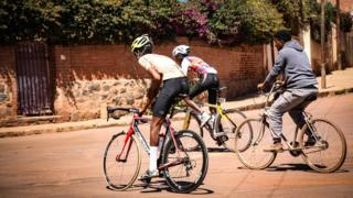 Cycling heaven: The African capital with no traffic