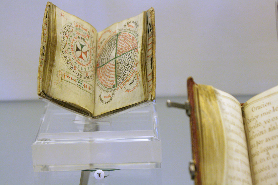 For Centuries, Know-It-Alls Carried Beautiful Miniature Almanacs Wherever They Went
