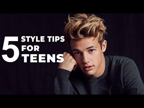 5 BEST STYLE TIPS FOR TEENS    Affordable Fashion for Students   ALEX COSTA