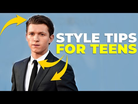 7 BEST STYLE TIPS FOR TEENS   Fashion Tips for Students   Alex Costa