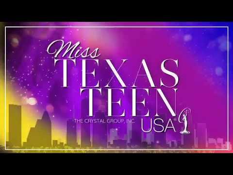 Miss Texas Teen USA 2020 Crowning – Anissa Mendez