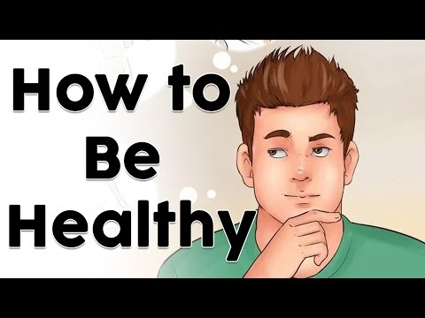 How to Be Healthy | how to be healthy and fit for teenagers
