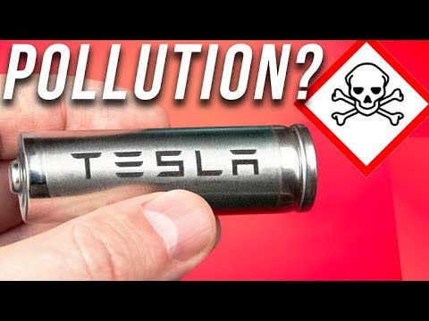Batteries, Recycling and the Environment