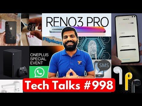 Tech Talks #998 – Flipkart iPhone Fraud, Realme R1 Chip, OnePlus Special Event, 2020 5G iPhone