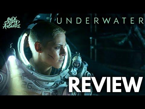 Underwater (2020) – Movie Review