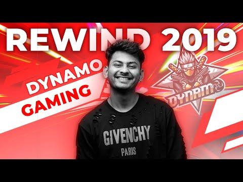 DYNAMO GAMING – REWIND 2019   GET READY FOR 2020