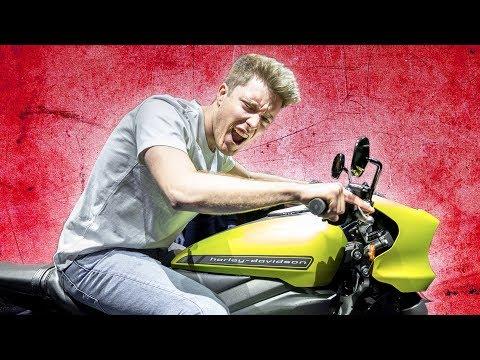 Harley-Davidson LiveWire 2020 : MOTO 100% ÉLÉCTRIQUE !