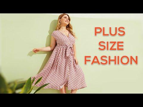 Lilli Luxe – Plus Size Curvy Model | Plus Size Fashion 2020