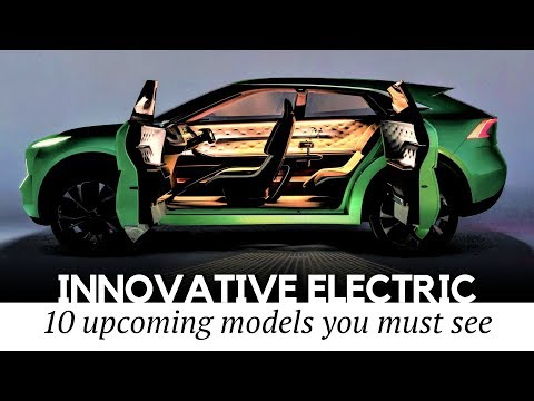 10 Anticipated Electric Vehicles with Groundbreaking Tech: Cars and Trucks of 2020