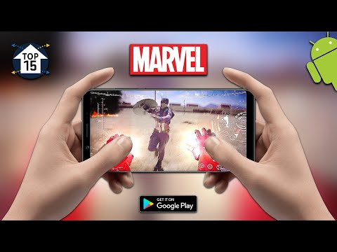 Top 15 Marvel Games for Android 2019 | CONSOLE GAMES ON MOBILE – ULTRA HD GRAPHICS!