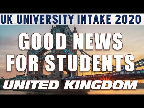 GOOD NEWS – University of east London | Study In UK | International Student Visa | Study Abroad 2020