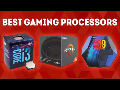 Best CPU For Gaming 2020 [WINNERS] – Buying Guide For Gaming Processors