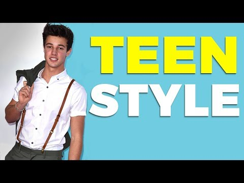 Best Style Tips for Teenagers | Teen Fashion | Alex Costa