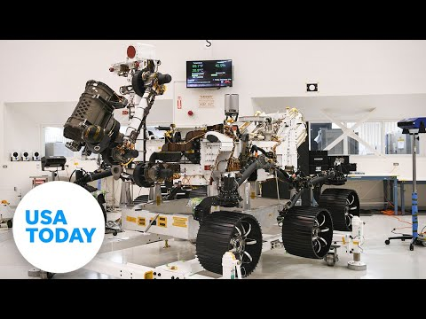 The Mars 2020 Rover set to launch next year | USA TODAY