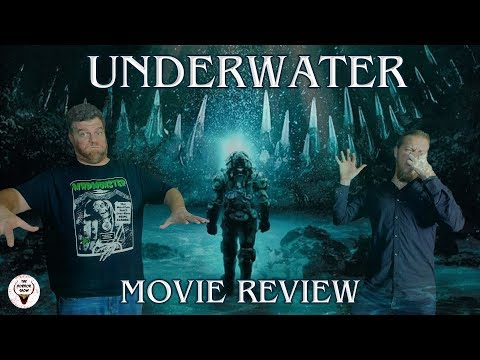 """Underwater"" 2020 Movie Review (Spoilers at the End with Warning) – The Horror Show"