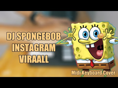 DJ Spongebob Instagram Viral 2020