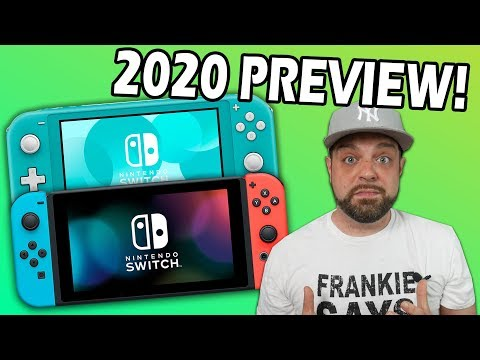 Is The Nintendo Switch in TROUBLE for 2020?