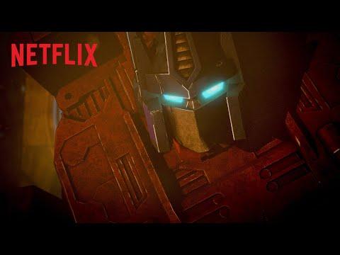 Transformers: War For Cybertron Trilogy: Siege | New York Toy Fair | Netflix