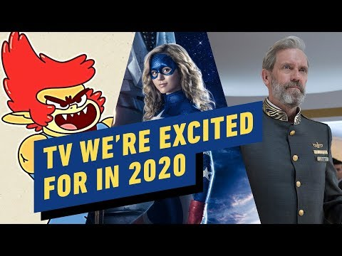 The New TV Shows We Can't Wait For in 2020