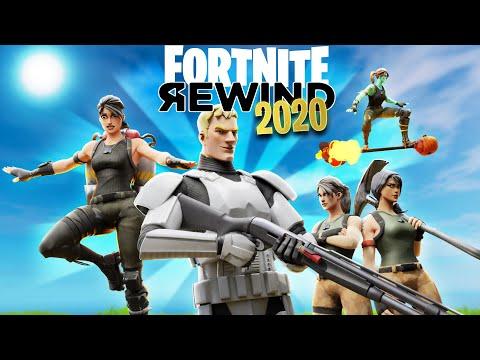 The Fortnite Rewind: 2020