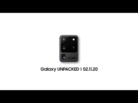 Galaxy Unpacked February 2020: Highlights