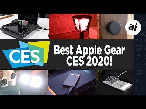 Post-CES 2020: All Of The Best Gear For Apple Users