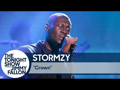 Stormzy: Crown (US TV Debut)