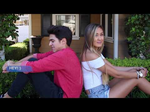 If We Talked How We Texted (w/ LaurDIY) | Brent Rivera