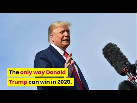 The only way Donald Trump can win in 2020 | Us News Tv