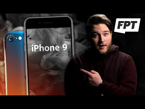 2020 IPhone 9 – First Look
