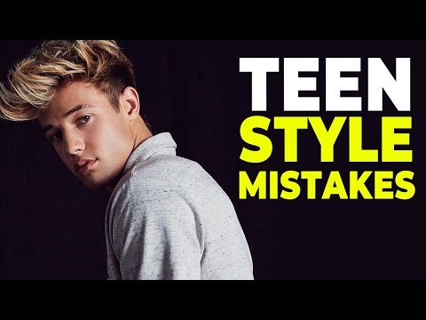 7 BIGGEST Teen Style Mistakes | STOP Doing This! | Alex Costa