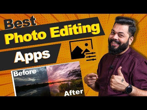 Top 5 Best Photo Editing Apps For Android ⚡⚡⚡ April 2020
