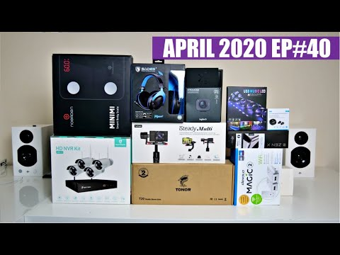Coolest Tech of the Month APRIL 2020 – EP#40 – Latest Gadgets You Must See