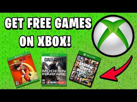How To Get FREE Games On Xbox One In 2020! (ONLY LEGIT METHOD!)