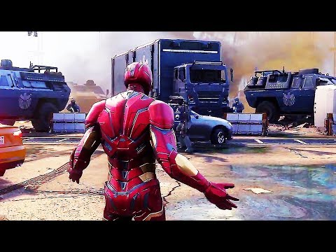 MARVEL'S AVENGERS Gameplay Demo (2020) PS4 / Xbox One / PC