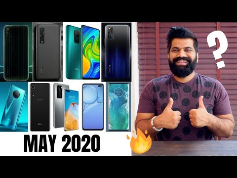 Top Upcoming Smartphones – May 2020🔥🔥🔥