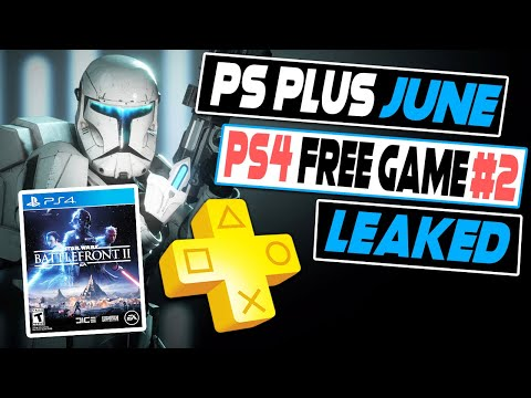 PS+ June 2020 FREE Game Leaked + Another PS5 Game Revealed