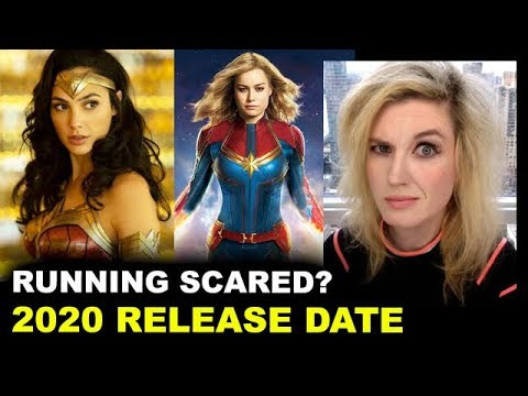 Wonder Woman 1984 – June 2020 New Release Date
