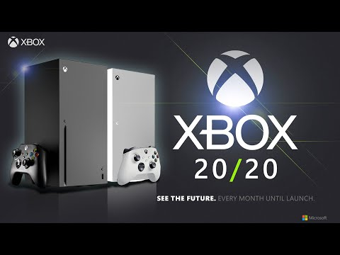 Xbox 20/20 August Event Details New Hardware & Xbox Live FREE Multiplayer News & Pre-Orders Lockhart