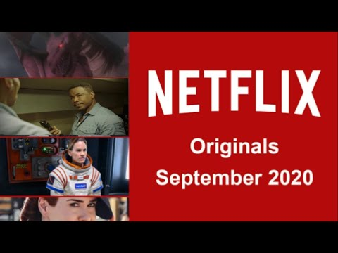 Netflix Originals Coming to Netflix in September 2020