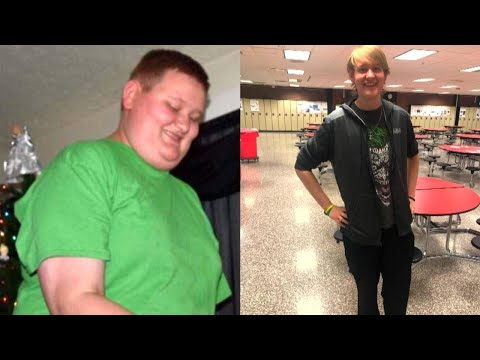 Teen Sheds 115 Pounds by Walking to School, Eating Healthy