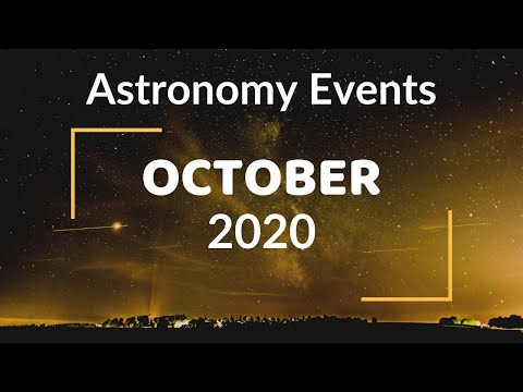 Top Astronomy Events In October 2020 | 7 Meteor Showers And Closest Approach Of Mars And Uranus
