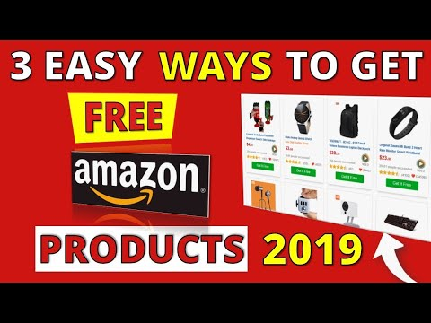how to get free stuff from amazon 2020 latest trick