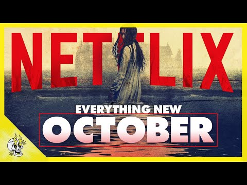 Everything Coming to NETFLIX in October 2020 Worth Watching | Flick Connection