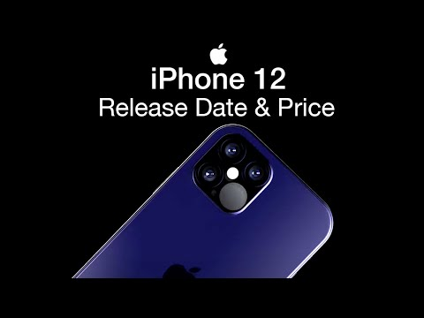 iPhone 12 Release Date and Price – iPhone 12 Pro Launch Event October!