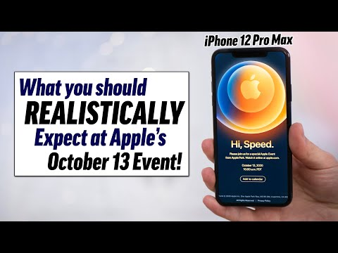 Apple's October 13 iPhone 12 Event: What else to expect!