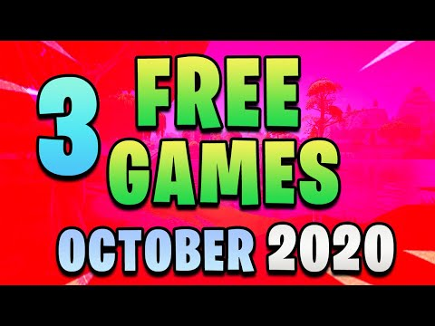 3 FREE GAMES | OCTOBER 2020 | CLAIM NOW | EPIC SALE | SUMMER SALE