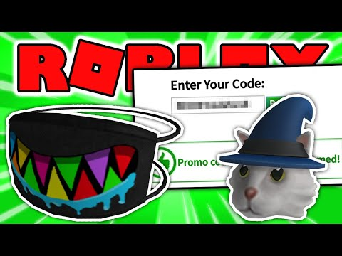 *NEW* ALL WORKING PROMO CODES AND FREE ITEMS ON ROBLOX (OCTOBER 2020) | Roblox Promo Codes