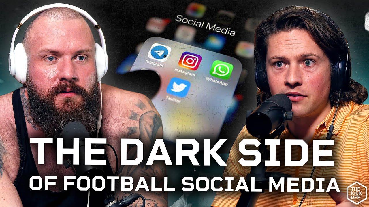 The Dark Side of Football Social Media