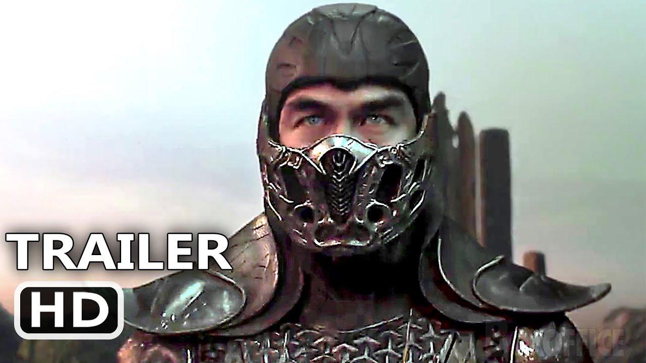 "Mortal Kombat ""Finish Him"" Trailer 2021"